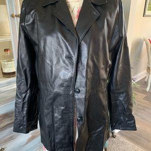 Jackets & Blazers - Italian Leather jacket